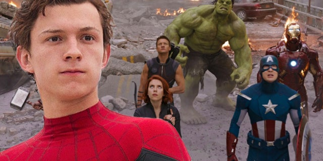 spider man battle of new york avengers