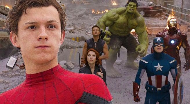 spider man battle of new york avengers
