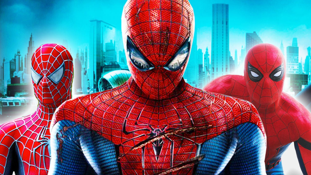 spider-man: homecoming is the highest-rated spider-man movie on