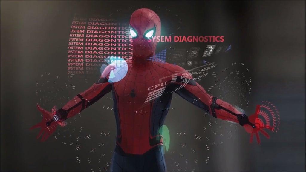spider man homecoming concept art Spider-Man-Homecoming-System-Diagnostics-Concept-Art