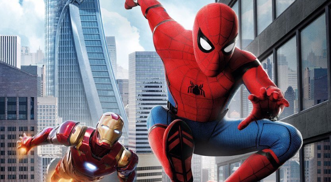 Spider-Man Homecoming International Posters