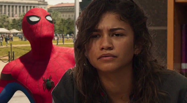 Spider-Man Homecoming Spoiler Zendaya Character Revealed