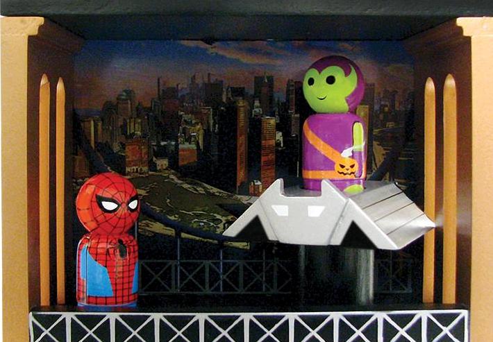 SpiderMan-GreenGoblin-PinMate