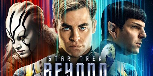 Stream Star Trek Beyond