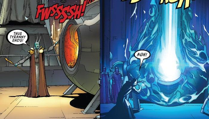 star wars darth vader 1 fate of yoda lightsaber 3