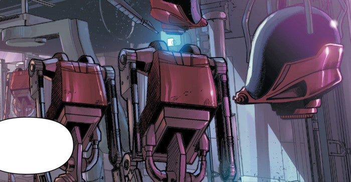 star wars sentinel droid shattered empire 4
