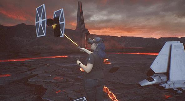 StarWars VR