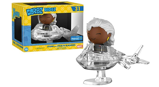 storm dorbz ride