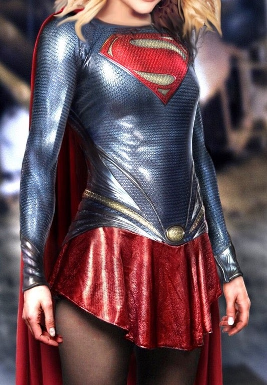 Fan Imagines What The Supergirl Costume Would Look Like In Dceu Leaks pertaining to animated movies are permitted. fan imagines what the supergirl costume