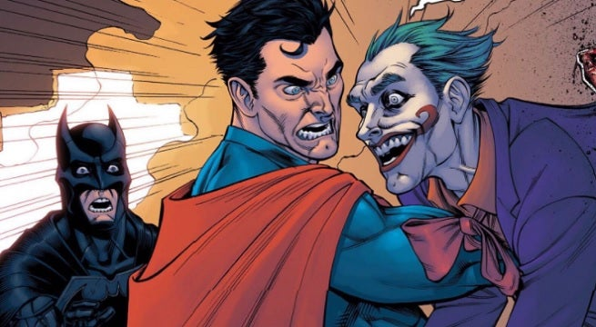superman joker