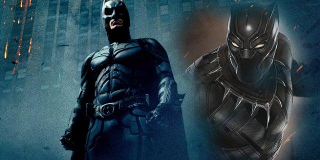 The Dark Knight Black Panther Trailer Mashup