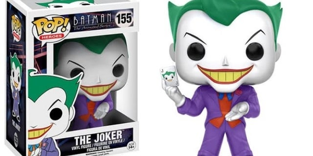 The Joker Funko Pop