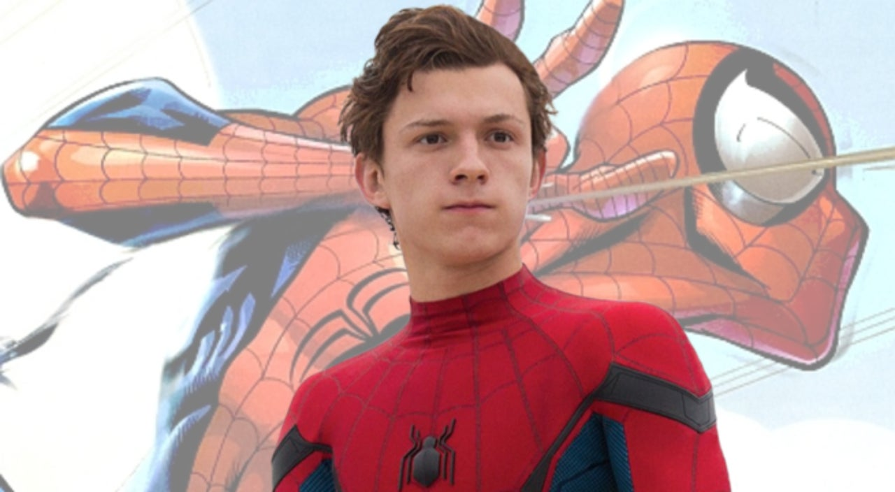 Tom Holland's British Accent Messed Up Part Of Spider-Man