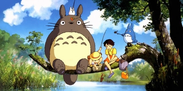 Studio Ghibli Now Planning To Open Theme Park In 2022