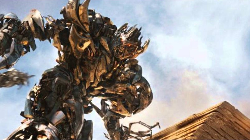 Transformers 2 Revenge Fallen Pyramid