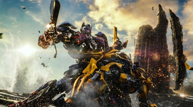 Transformers 5 Last Knight Reviews