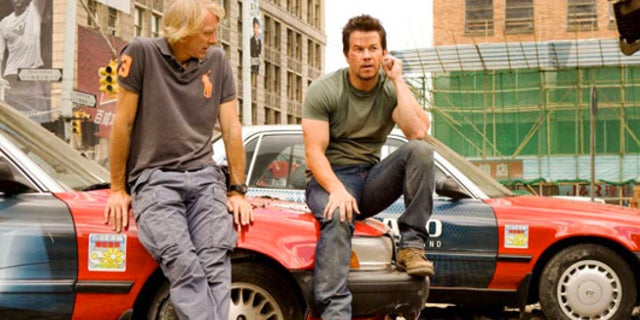 Transformers 5 The Last for Michael Bay and Mark Wahlberg