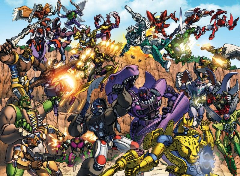 Transformers Beast Wars movie