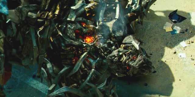 Transformers movies Deaths