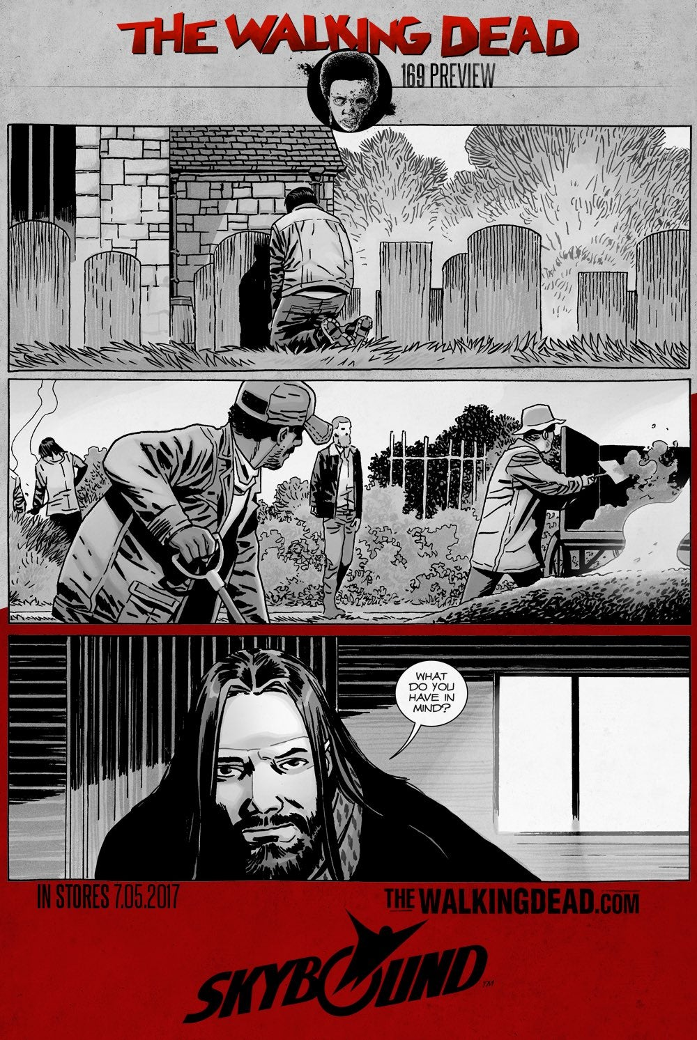 twd 167 preview