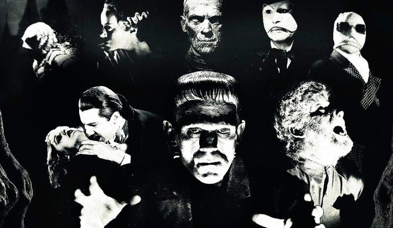 Universal Monsters Movie Franchises