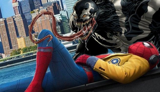 Venom SpiderMan