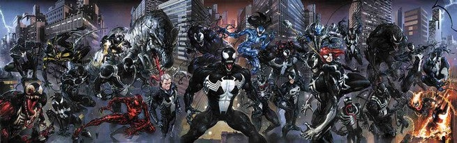 VENOMVERSE001-005 interlocking var
