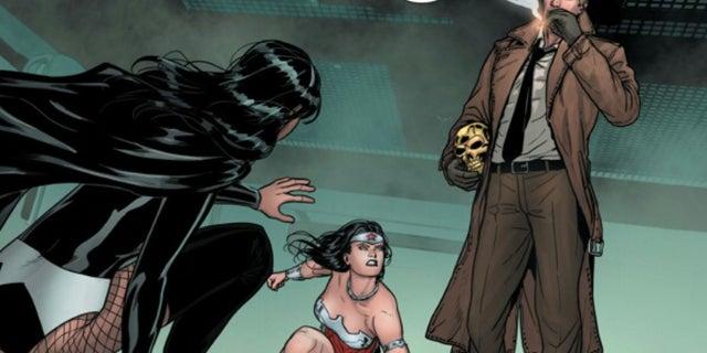 Wonder Woman 2 John Constantine