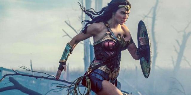Wonder Woman DCEU Powers Strength Speed