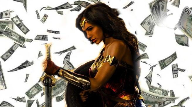 Wonder Woman Highest Grossing DCEU movie