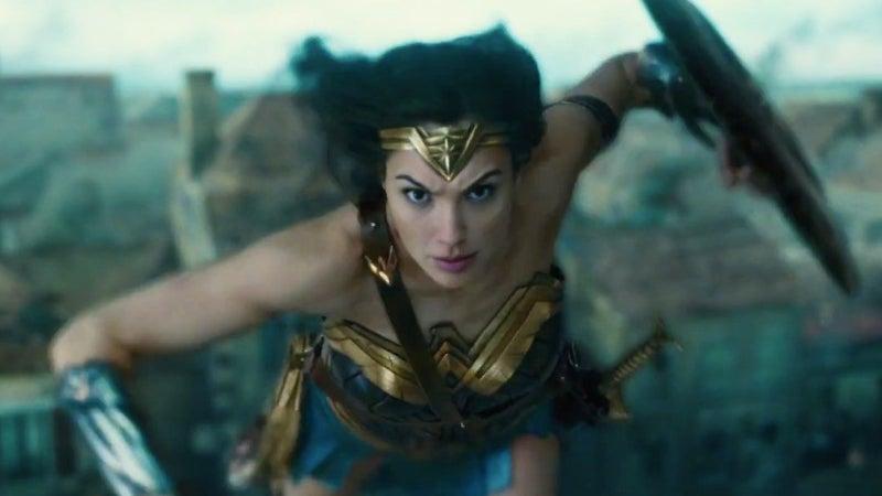 Wonder Woman Abilities