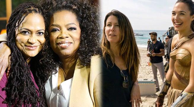 wonder woman patty jenkins oprah