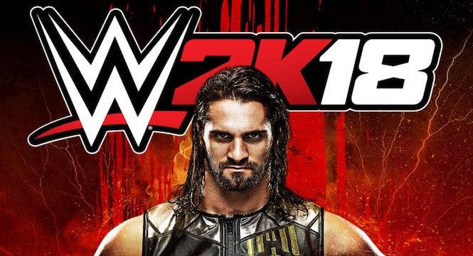 WWE Seth