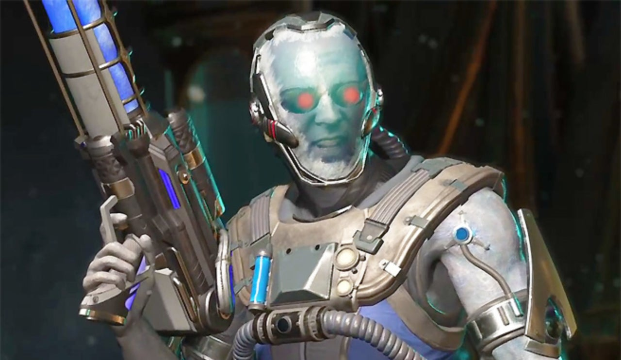 Injustice 2 Update Tweaks Fighters Improves Ai And Finally Gives Ps4 Region 3 Mr Freeze A Helmet