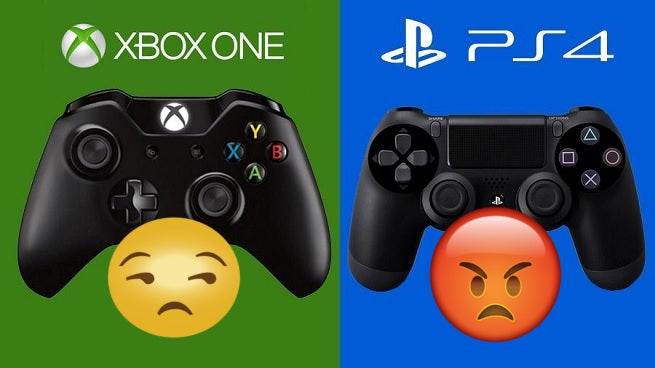 xbox playstation cross
