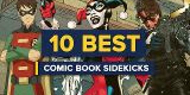 10 Best Comic Book Sidekicks screen capture
