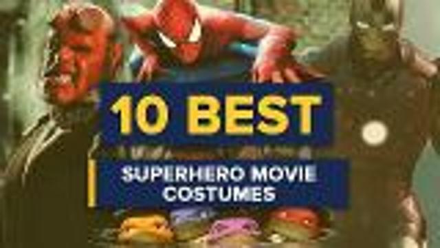 10 Best Superhero Movie Costumes screen capture