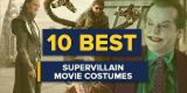 10 Best Supervillain Movie Costumes screen capture