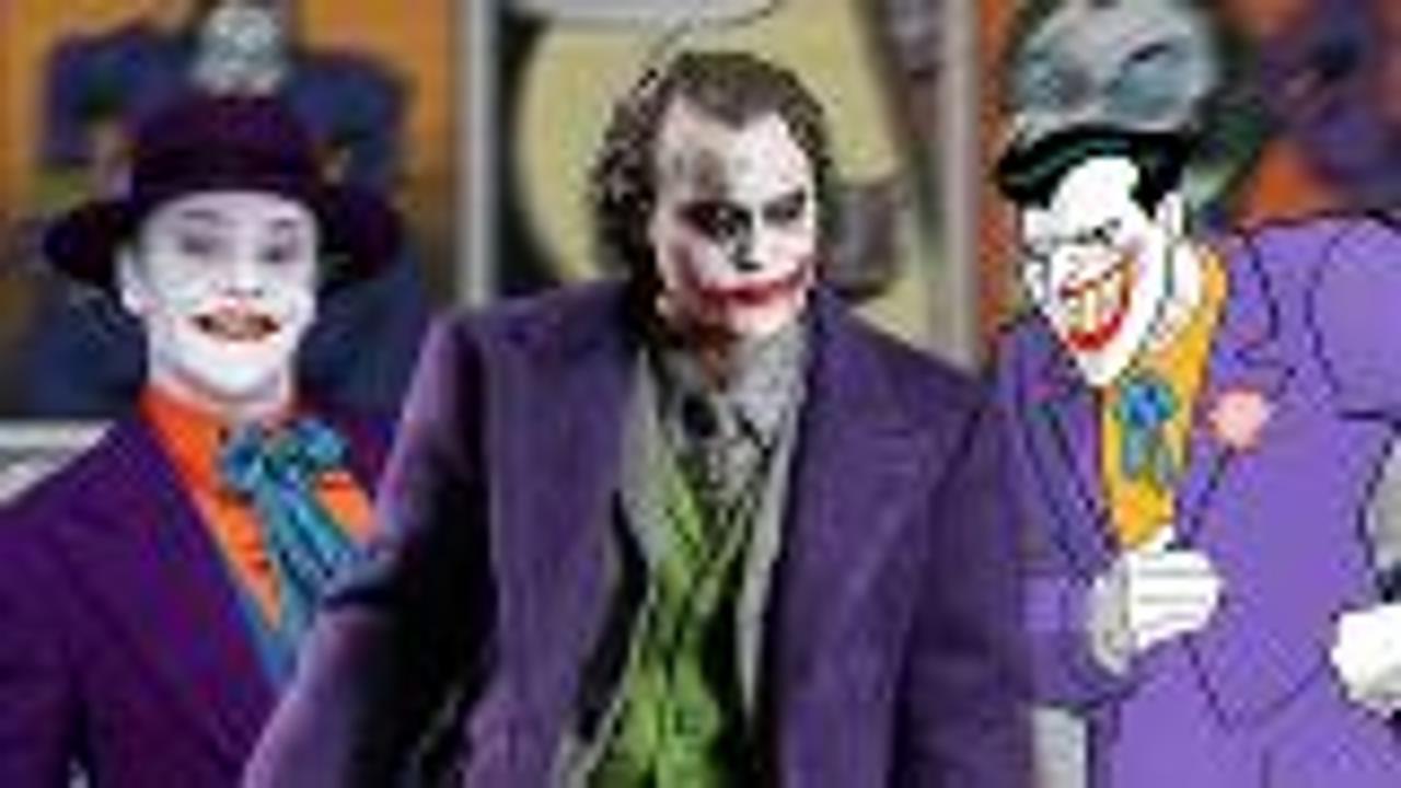 5 Best Actors to Portray the Joker screen capture