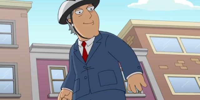 Adam West Family Guy