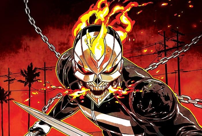 All-New Ghost Rider 2 Smith Variant1