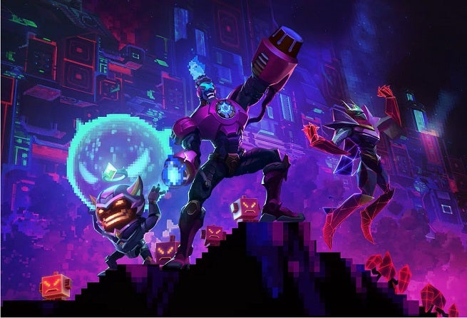 Lol Map Skins League Of Legends Reveals New Arcade Map And Pentakill, Battle  Lol Map Skins
