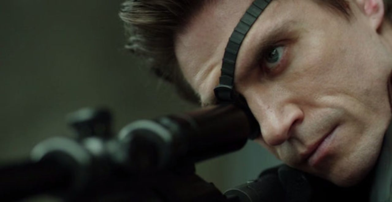 """Arrow's Michael Rowe Has """"Unfinished Business"""" With Deadshot"""