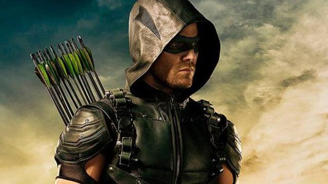 Arrow-Oliver-Queen