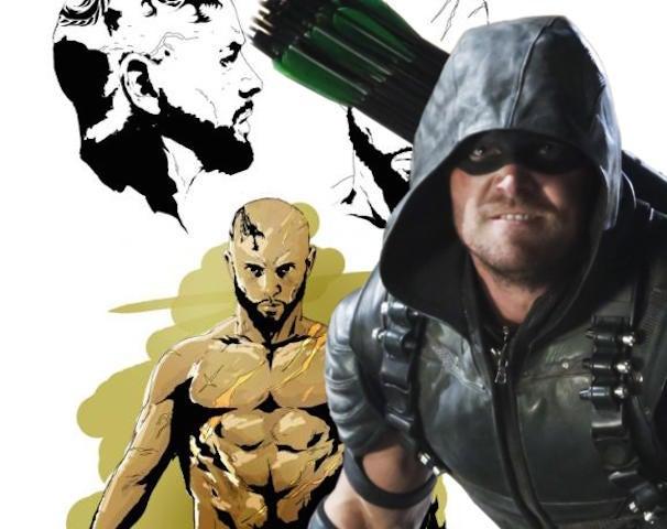 Arrow-Richard-Dragon