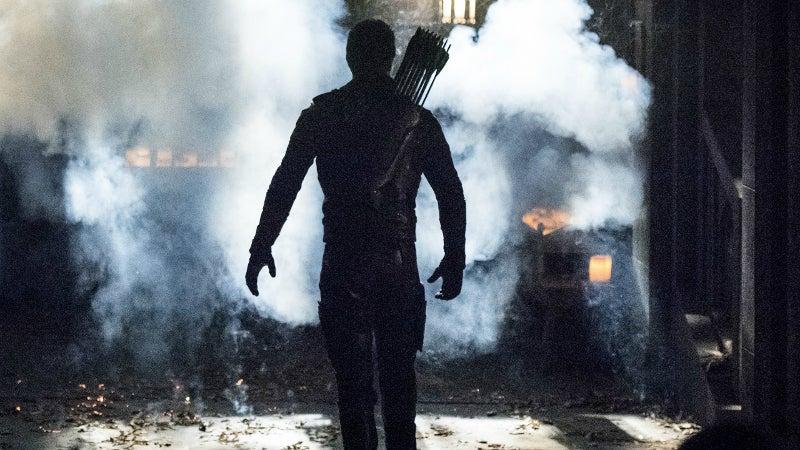Arrow Season 6 Premiere Story