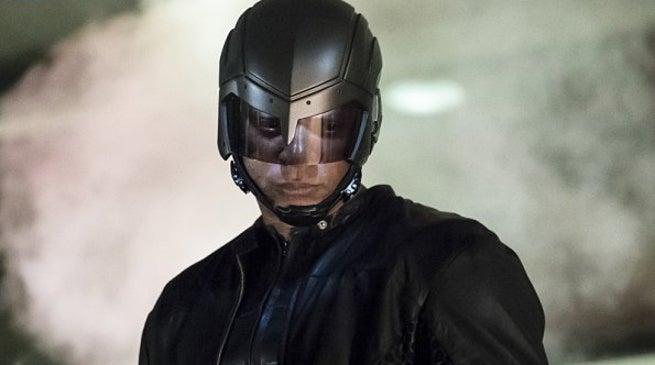 Arrrow Season 6 Spartan Diggle