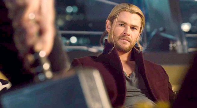 Avengers Age of Ultron Thor's Hammer