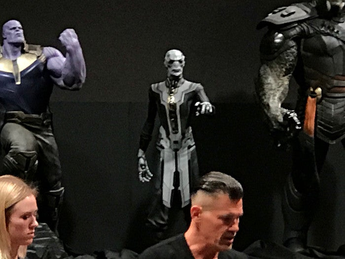 avengers infinity war black order ebony maw