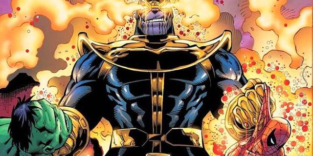 Avengers Infinity War Deaths Thanos